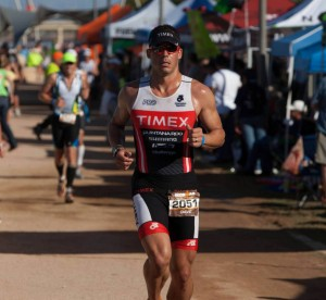 Dave Erickson, Ironman Arizona