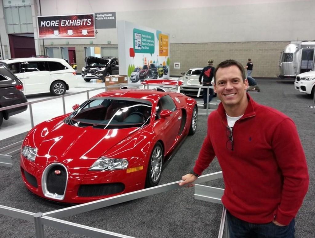 Dave Erickson Portland Auto Show