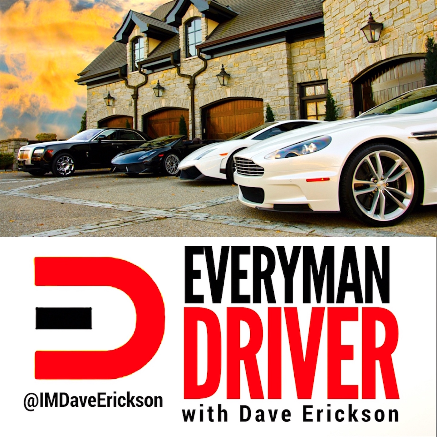 Everyman Driver Car Show